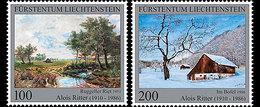 LIECHTENSTEIN 2016 Liechtenstein Painters - Alois Ritter
