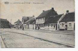St.Lievens-Hautem  Paardenmarkt - Sint-Lievens-Houtem