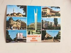 AK KOSOVO KOSOVSKA MITROVICA  ANSICHTSKARTE 1975 - Kosovo