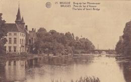 Brugge, Bruges, Brug Op Het Minnewater (pk33369) - Brugge