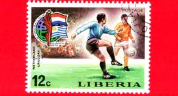 LIBERIA - Nuovo - 1974 - Monaco, Mondiali Di Calcio - Football Cup - Olanda-Uruguay - 12 - Liberia