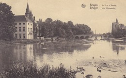 Brugge, Bruges, Het Minnewater (pk33374) - Brugge