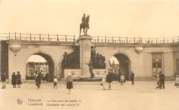 OOSTENDE - Standbeeld Van Leopold II - Oostende