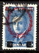 XP2217 - ALBANIA 1929 , Michel N. 200  USATO - Albania