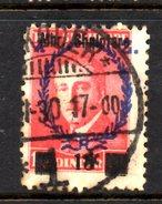 XP2221 - ALBANIA 1929 , Michel N. 201  USATO - Albania