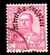 XP2237 - ALBANIA 1928 , Michel N. 194  USATO - Albania