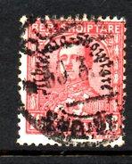 XP2245 - ALBANIA 1928 , Michel N. 191  Usato - Albania