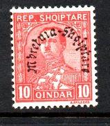 XP2249 - ALBANIA 1928 , Michel N. 191  ** - Albania