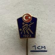 Badge (Pin) ZN004472 - Wrestling Turkey Federation / Association / Union (TGF) - Wrestling