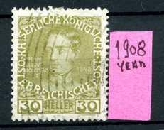 AUSTRIA - OSTERREICHISCHE - Year 1908 - 30 Heller - MICHEL N° 148 - Usato -used. - 1850-1918 Impero