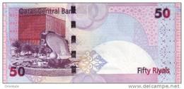 QATAR P. 31 50 R 2008 UNC - Qatar