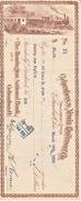 US  COLUMBUS  &  XENIA  RAILROAD  CO.  1929  (o) - Covers & Documents