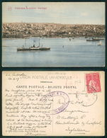 PORTUGAL - LISBOA  [04420] - PANORAMA - CERES FUNCHAL CARIMBO - Lisboa