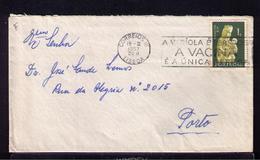 """Smallpox Is Dangerous VARÍOLA """"Vaccine The Only Defense Against"""" Médecine Vacination Santé Wealth 1957 Portugal Gc2734 - Médecine"""