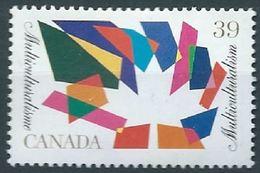 CANADA 1990 Multiculturalism 39c Used Not Cancel