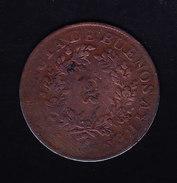 ARGENTINE BUENOS  AiRES KM 9, VF,  2r, 1854  (M34) - Argentine