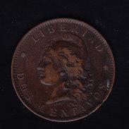ARGENTINE KM 33, VF, 2c, 1891. (5BP48) - Argentine