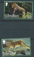 GIBRALTAR 2012 ANIMALS SET OF 2V USED NOT CANCEL - Gibraltar