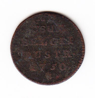 AUSTRIAN NETHERLANDS AD USUM BELGII, KM 2, 1750 1 LI, FINE. (B377) - Belgique