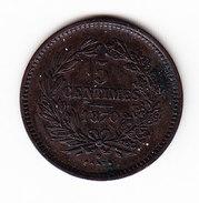 LUXEMBOURG KM 22.1, UNC, 5c,  1870 . (APV11) - Luxembourg