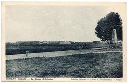 45 - Loiret. Boulay - Le Camp D'aviation - France
