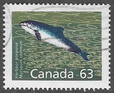 Canada SG1273b 1990 Definitive 63c Good/fine Used [33/28365/4D]