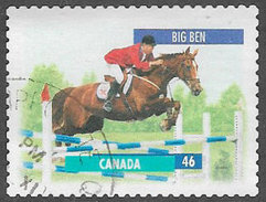 Canada SG1909 1999 Canadian Horses 46c Good/fine Used [33/28367/4D]