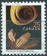 Canada 1999 - Traditional Trade : Leatherworking ( Mi 1771 - YT 1657 )