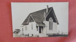 RPPC   M.E. Church   Iowa Ref 2481 - Vereinigte Staaten