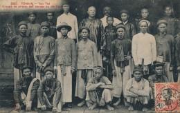 G35 - INDOCHINE - TONKIN - Yen-Thé - Groupe De Pirates Des Bandes Du Dé-Tham - Vietnam