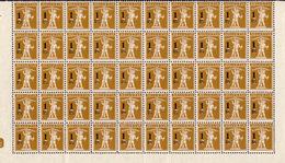 Suisse 0142** 1s/2c W Tell  (Zumstein N°132) - MNH -