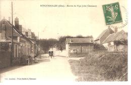 60 - Ronquerolles (oise ) - Entrée Du Pays , (côté Clermont) - Autres Communes