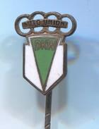 DKW, AUTO UNION -  Car, Auto, Automotive, Vintage Pin, Badge, Abzeichen, Enamel - Audi