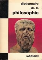 Dictionnaire De La Philosophie - Psicologia/Filosofia