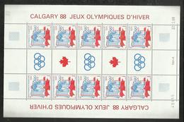 St -Pierre Et Miquelon N°487A La Feuille Neuve** Cote 36.50 Euros - Lettres & Documents