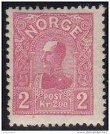 Norway         Yvert      65        *                Mint-hinged  /  Ongebruikt