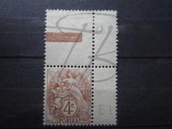 BEAU TIMBRE DE FRANCE N° 110 , X !!! - 1900-29 Blanc