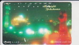 JAPAN - 250-236 - MIDNIGHT YOKOHAMA - Japon