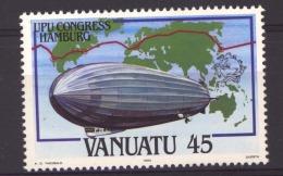 Vanuatu  :  Yv  694  **   Zeppelin - Vanuatu (1980-...)