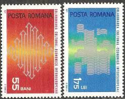 Romania 1971 Nuovo** - Mi.2919/20  Yv.2602/03 - Nuovi