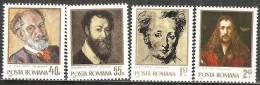 Romania 1971 Nuovo** - Mi.2979/82  Yv.2648/51 - 1948-.... Repubbliche