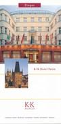 Tschechische Republik Prag 2007 K+K Hotel Fenix Faltblatt 4 Seiten - Tschechien