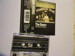 THE DOORS K7 AUDIO VOIR PHOTO...ET LIRE IMPORTANT...  REGARDEZ LES AUTRES (PLUSIEURS) - Audio Tapes