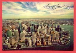 (63) USA New York City Un-used Postcard