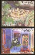 Antigua & Barbuda 2003 Yvertn° Bloc 558-559 *** MNH Cote 16,00 Euro Peintre Raoul Dufy - Antigua Et Barbuda (1981-...)