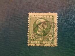 Danemark 1905/06 N°53 Oblitéré