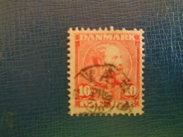 Danemark 1905/06 N°54 Oblitéré
