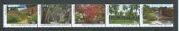 Australia 2013 Gardens Strip Of 5 MNH - Mint Stamps