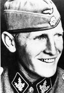 Militaria WW2 - LCL Otto Meyer, Cdt Le Régiment De Chars De La SS Panzerdivision Hohenstaufer En Juillet 45 - 1939-45