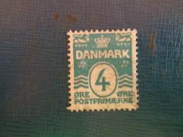 Danemark 1905/13 N°51 Oblitéré